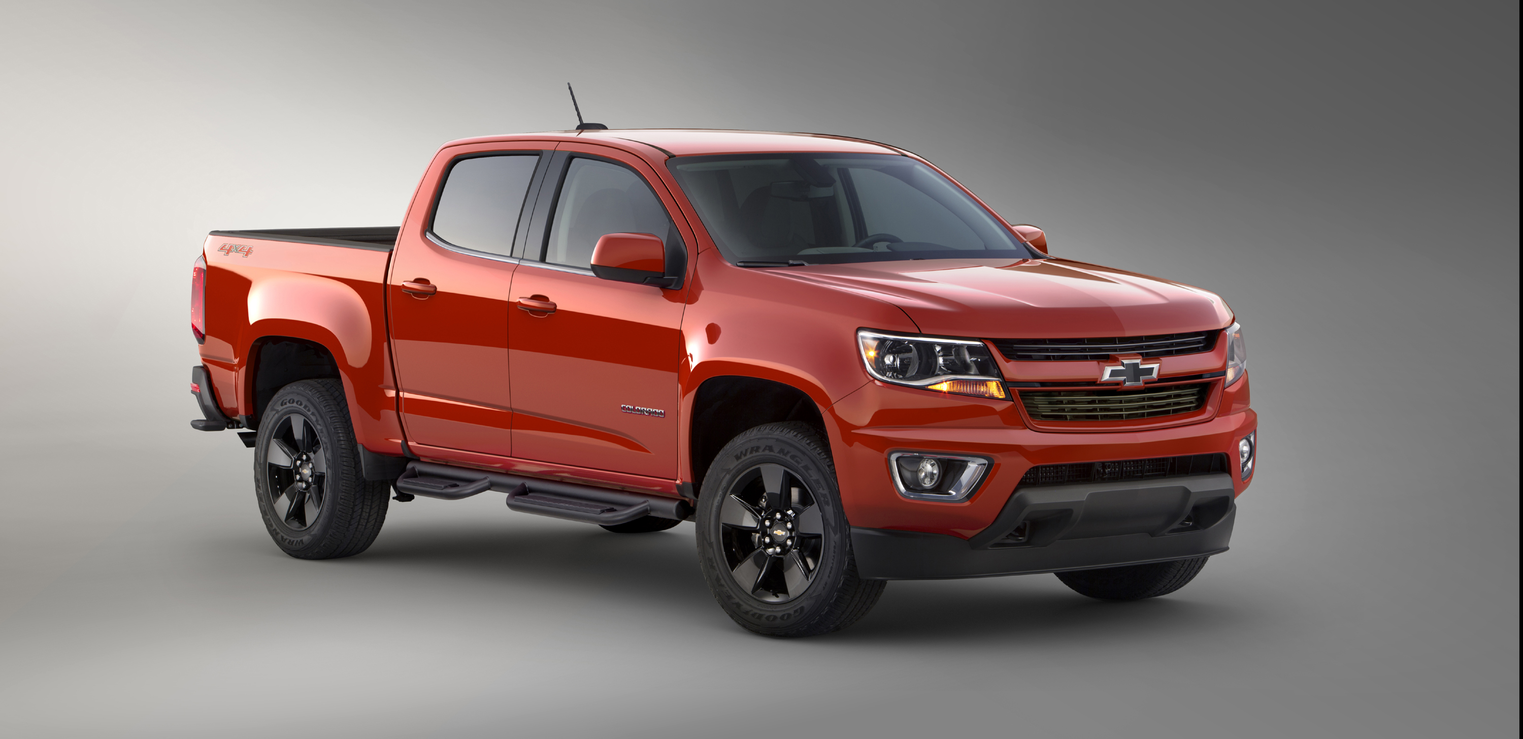 2015 Chevrolet Colorado Gear Edition Confirmed to Debut at Chicago