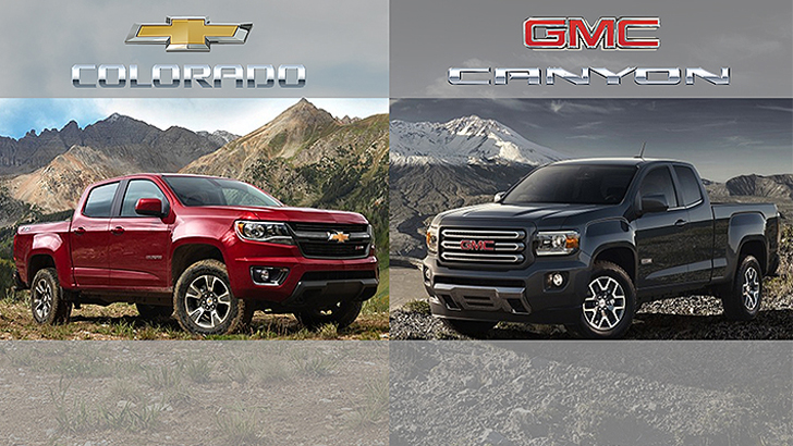 2015 Chevy Colorado and GMC Canyon order guides reveal ...