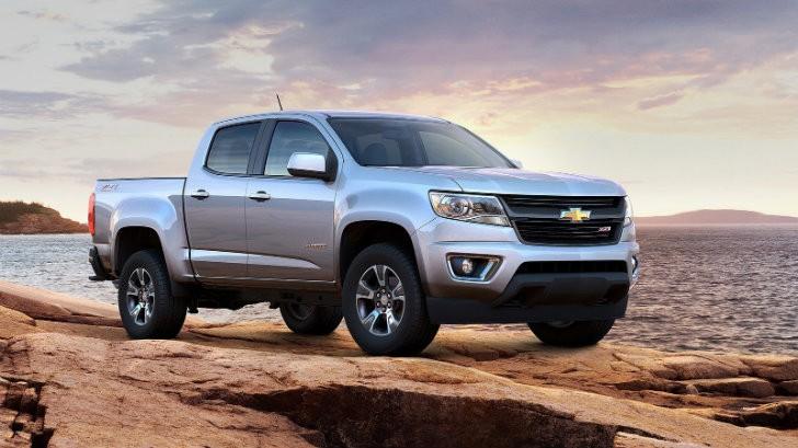 2015 Chevrolet Colorado, GMC Canyon Recalled - autoevolution