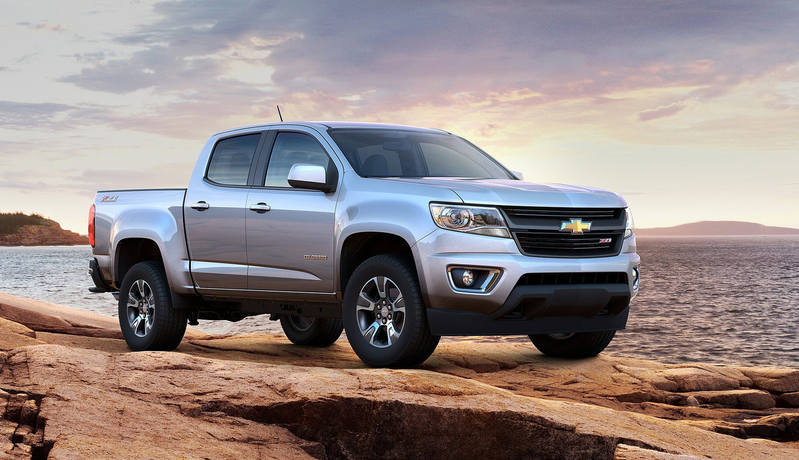 2015 chevrolet colorado gmc canyon recalled autoevolution. Black Bedroom Furniture Sets. Home Design Ideas