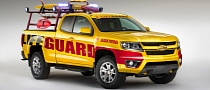 2015 Chevrolet Colorado Lifeguard Unveiled