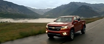 2015 Chevrolet Colorado Pickup Truck Gets First Video [Video]