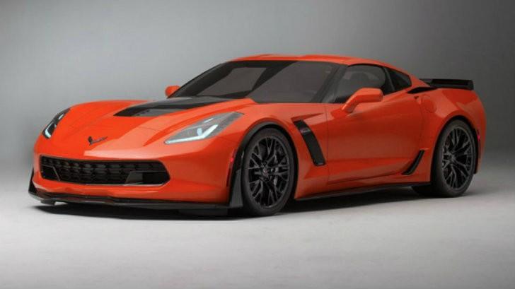 2015 Chevrolet Corvette Color Palette To Feature Daytona