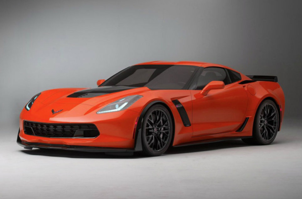 2015 Chevrolet Corvette Color Palette To Feature Daytona