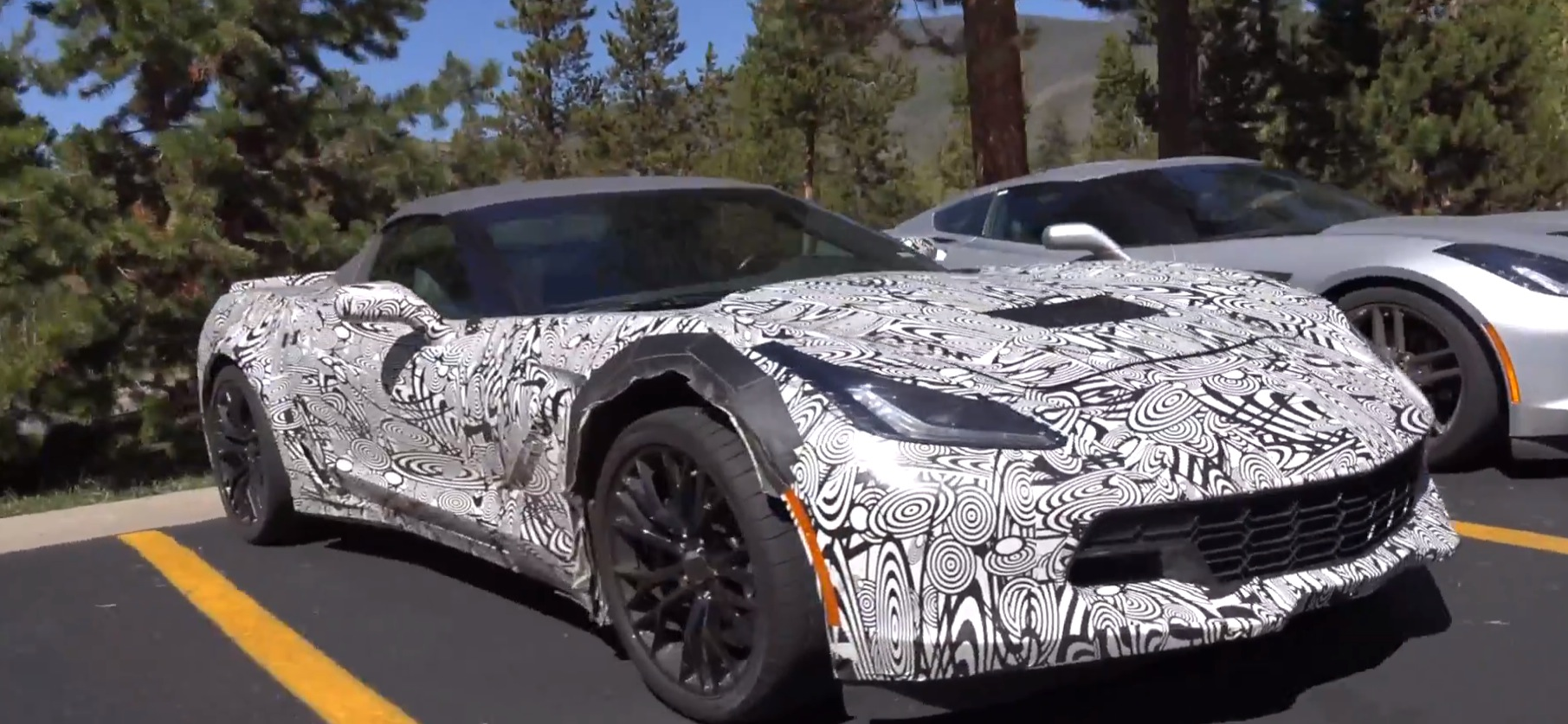 2015 chevrolet corvette z06 convertible spied testing ahead of. Cars Review. Best American Auto & Cars Review