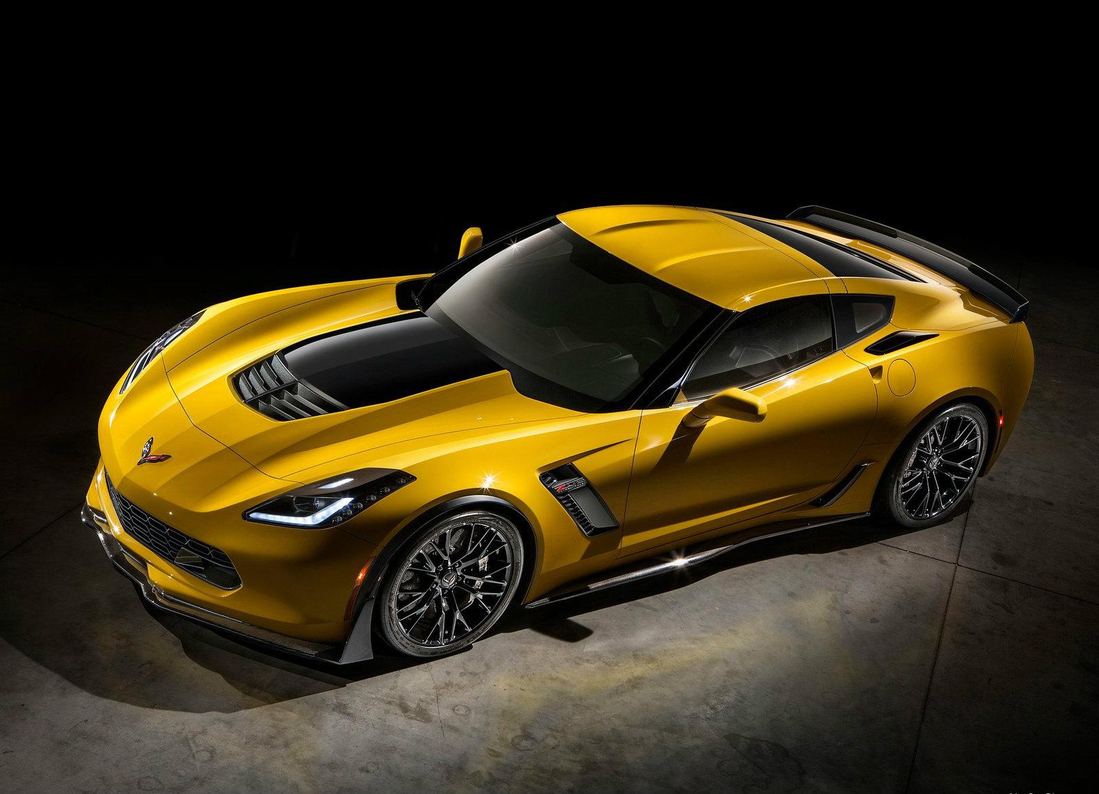 2015 Chevrolet Corvette Z06 Packs 650 Horsepower - autoevolution