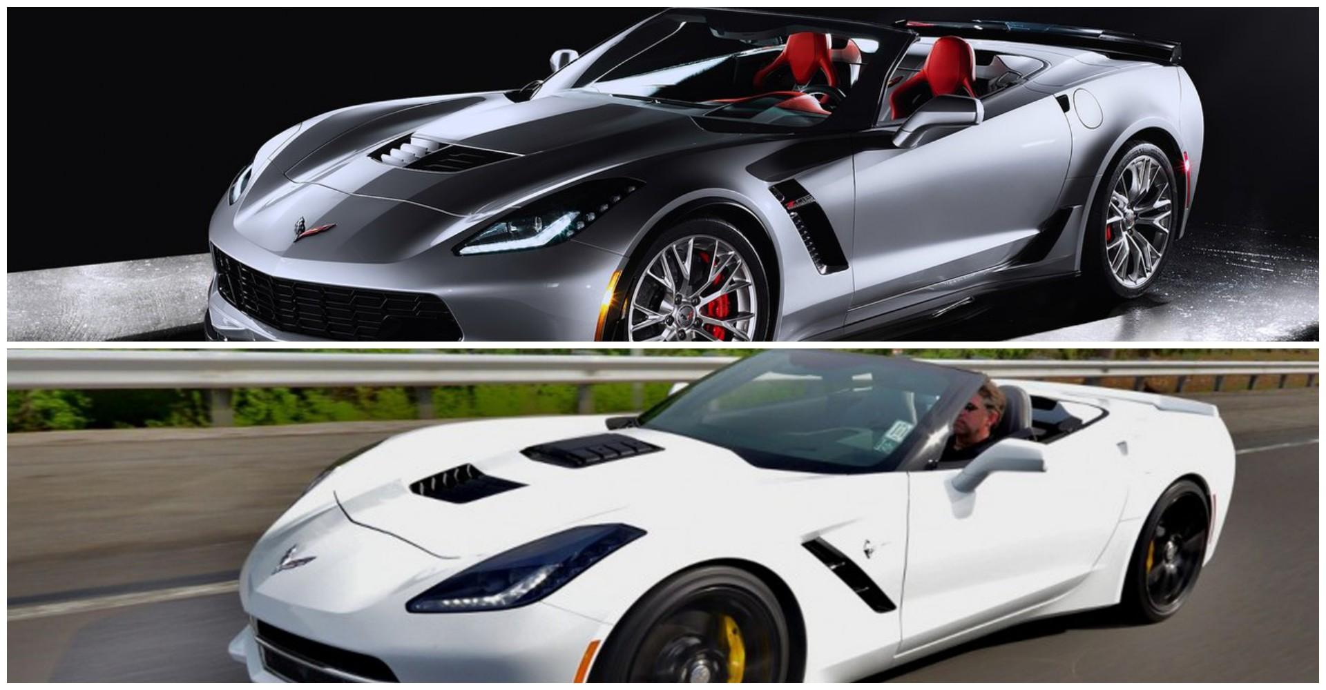 2015 Chevrolet Corvette Z06 vs 2014 Callaway Corvette SC627 - Which