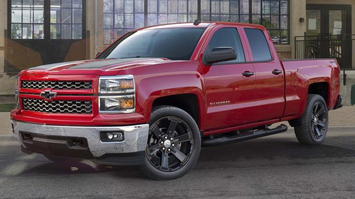 2015 Chevrolet Silverado 1500 Double Cab >> 2015 Chevrolet Silverado 1500 Rally Editions Look ...