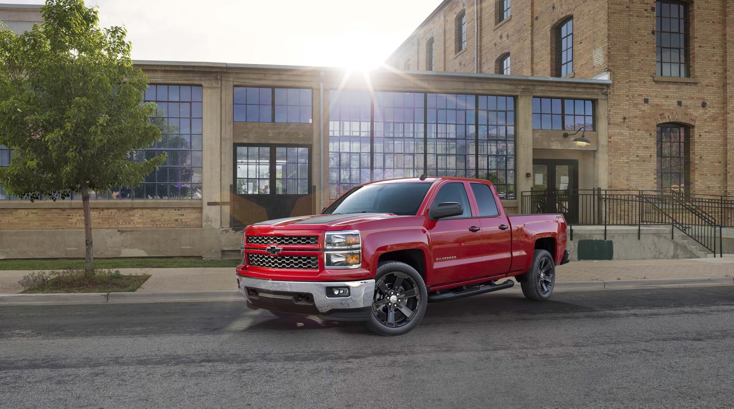 2015 Chevrolet Silverado 1500 Rally Editions Look ...