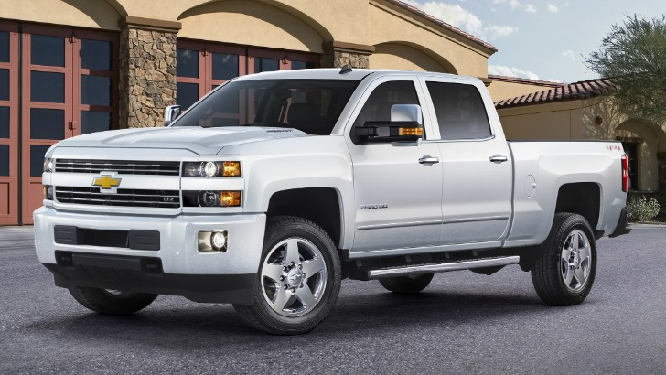 2015 Chevrolet Silverado Custom Sport HD is Pickup Truck ...