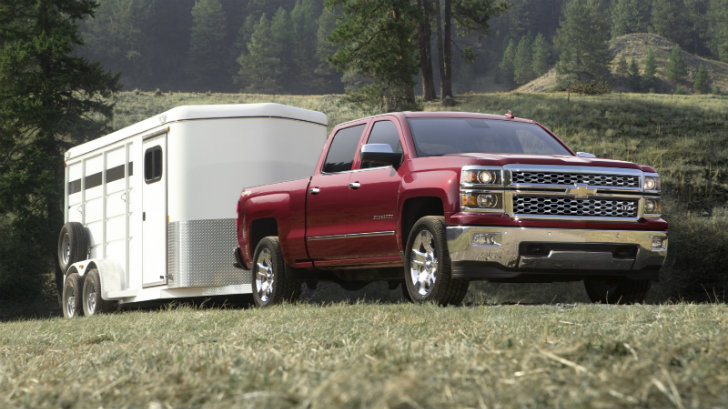 2015 chevrolet silverado gmc sierra light duty trucks can tow 12 000 lbs autoevolution. Black Bedroom Furniture Sets. Home Design Ideas