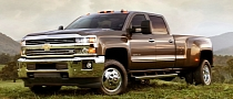 2015 Chevrolet Silverado HD Revealed at Texas State Fair [Photo Gallery]