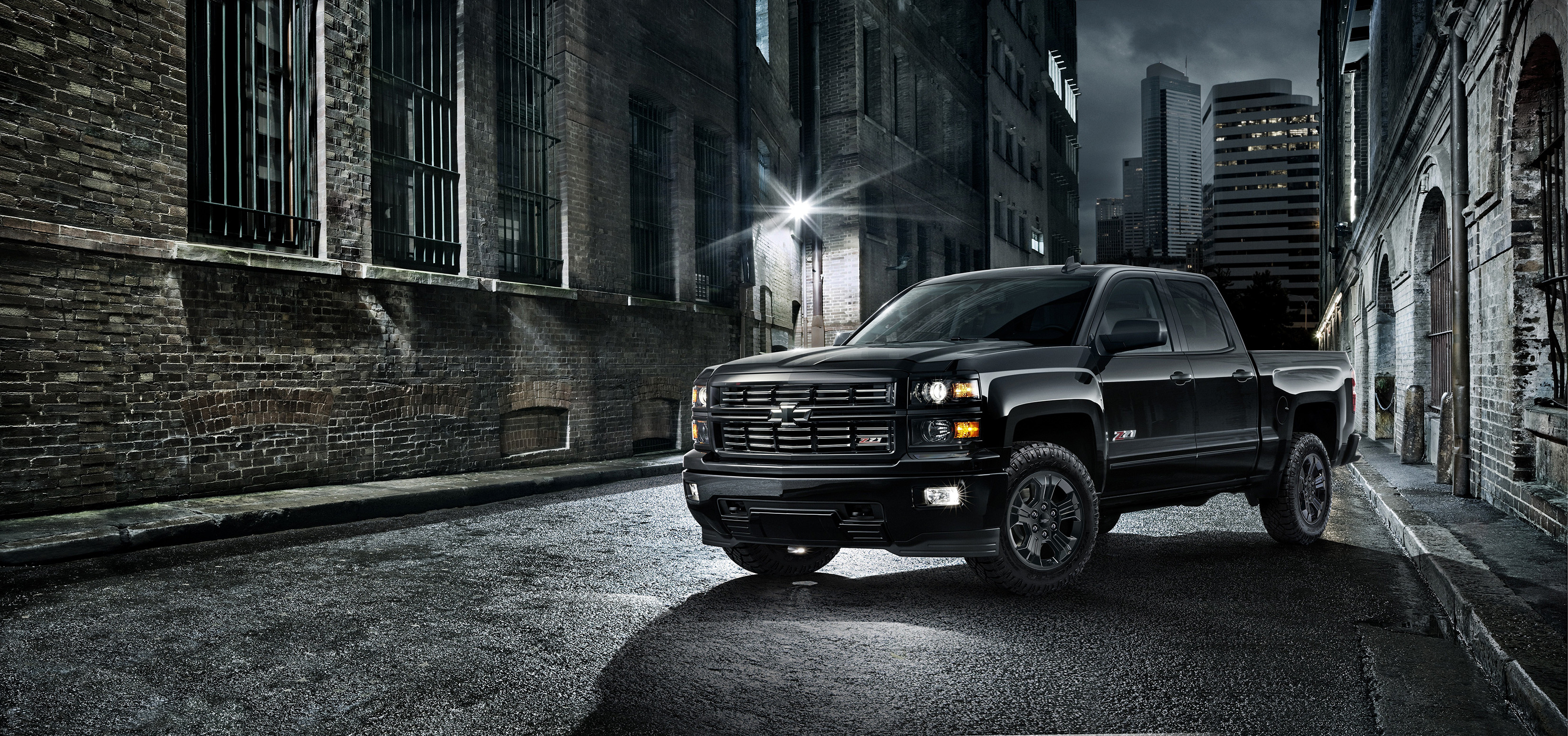 2015 Chevrolet Silverado Midnight Edition Package Priced from $1 595