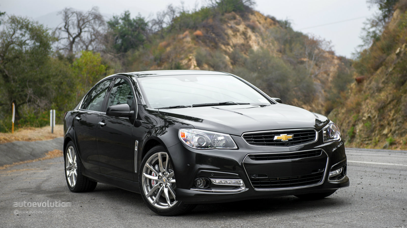 16 Photos. 2014 Chevrolet SS Supercharged ...