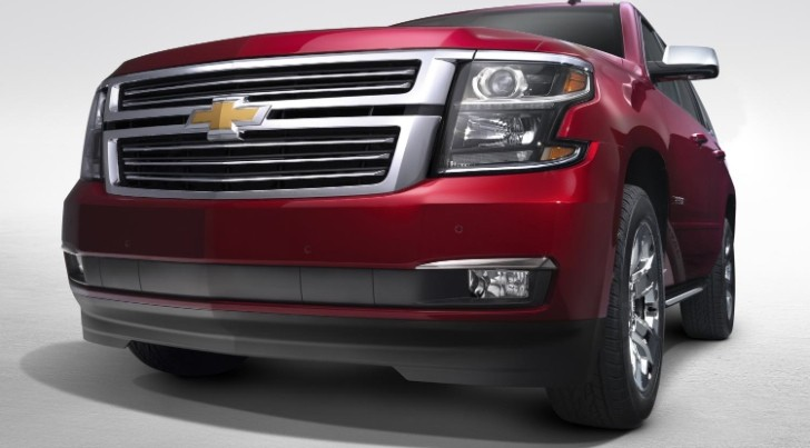 2015 Chevrolet Tahoe and Suburban Revealed [Video] [Photo Gallery]