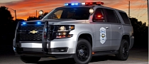 2015 Chevrolet Tahoe Police Patrol Vehicle to Enter Production