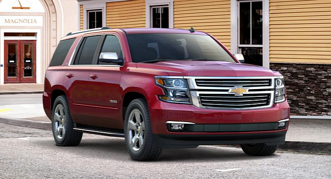 2015 chevrolet tahoe suburban pricing autoevolution. Black Bedroom Furniture Sets. Home Design Ideas