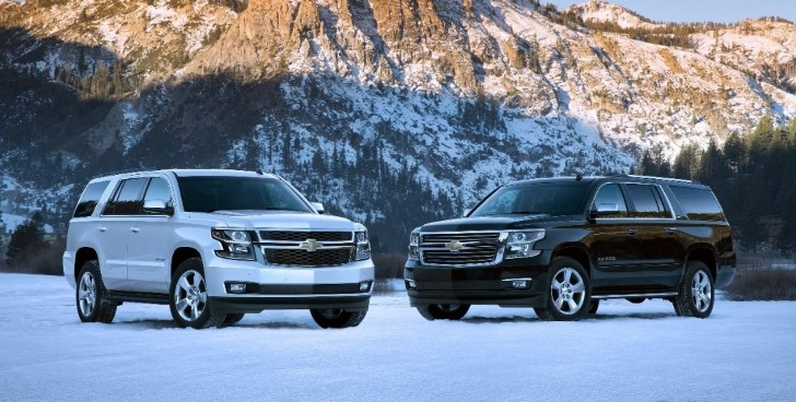 2015 chevrolet tahoe suburban pricing announced autoevolution. Black Bedroom Furniture Sets. Home Design Ideas