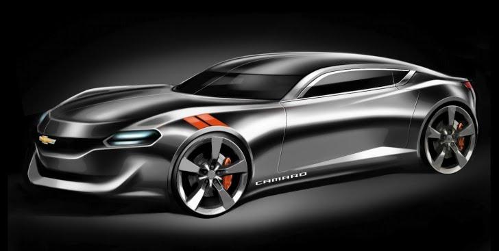 2015 Chevy Camaro Imagined: Is It a Batmobile? - autoevolution