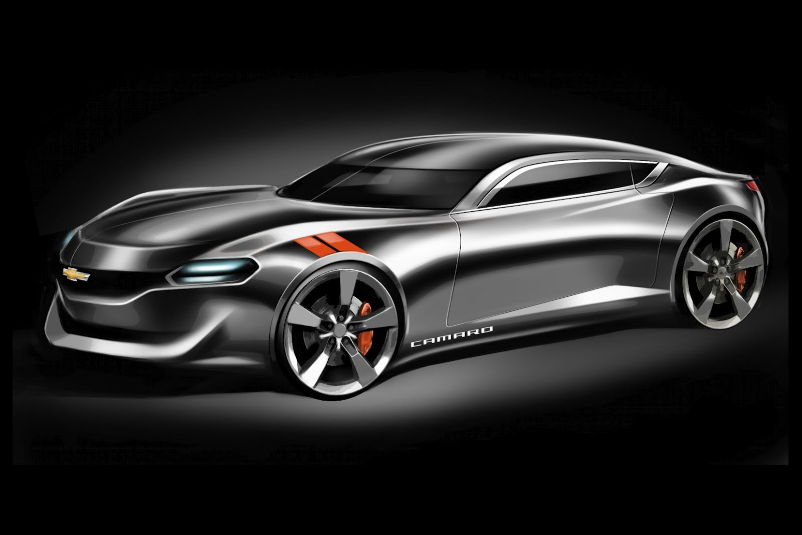Chevy Concept Cars 2015 2015 Chevy Camaro Imagined Is