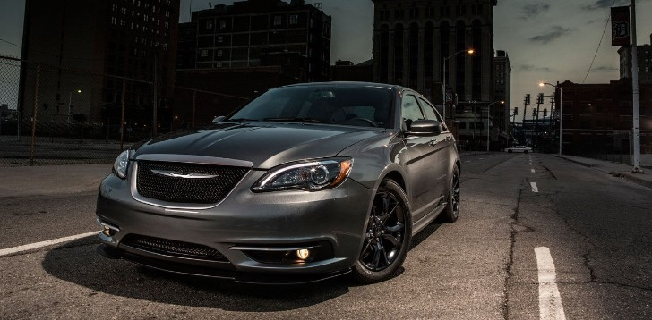 2015 Chrysler 200 Production Set to Begin in Early 2014