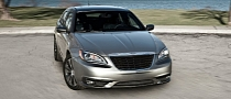 2015 Chrysler 200 to Debut at Detroit 2014 with Nine-Speed Auto
