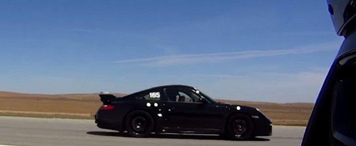 2015 corvette z06 drag races porsche 911 gt2 gets trampled autoevolution. Black Bedroom Furniture Sets. Home Design Ideas