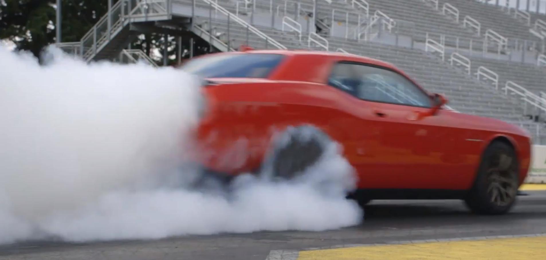 Dodge Challenger Srt Hellcat Official Quarter Mile Time