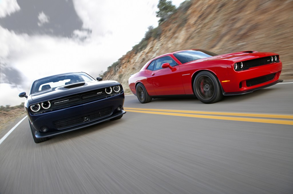 Cool 2015 Dodge Challenger SRT Hellcat Packs 600 Horsepower