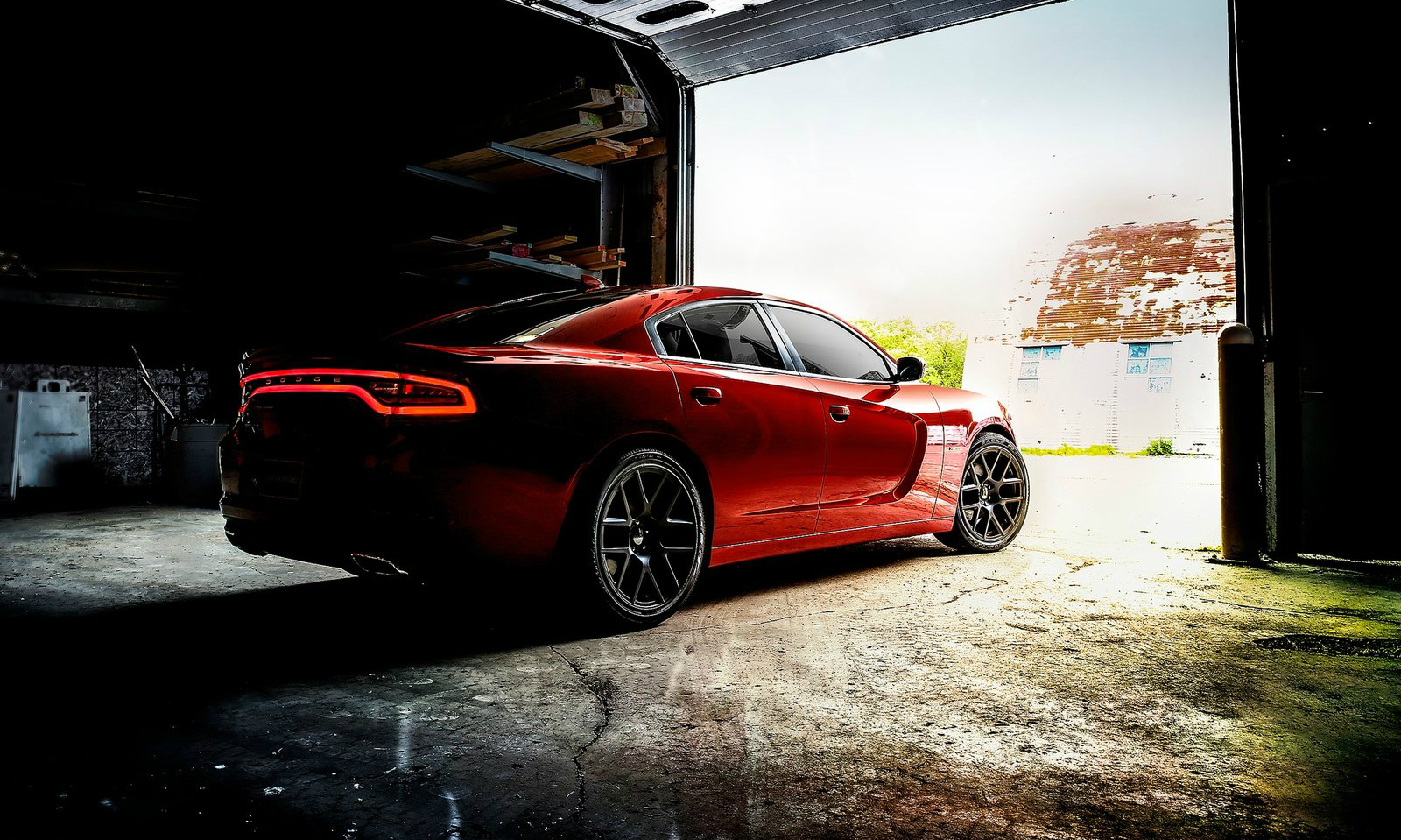 Dodge Charger Customer Gets the Wrong Car Delivered, It's