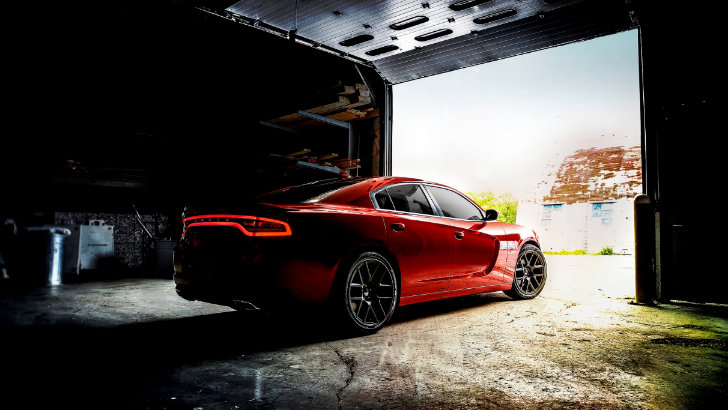 2015 Dodge Charger R T Scat Pack Has Srt Hellcat Styling