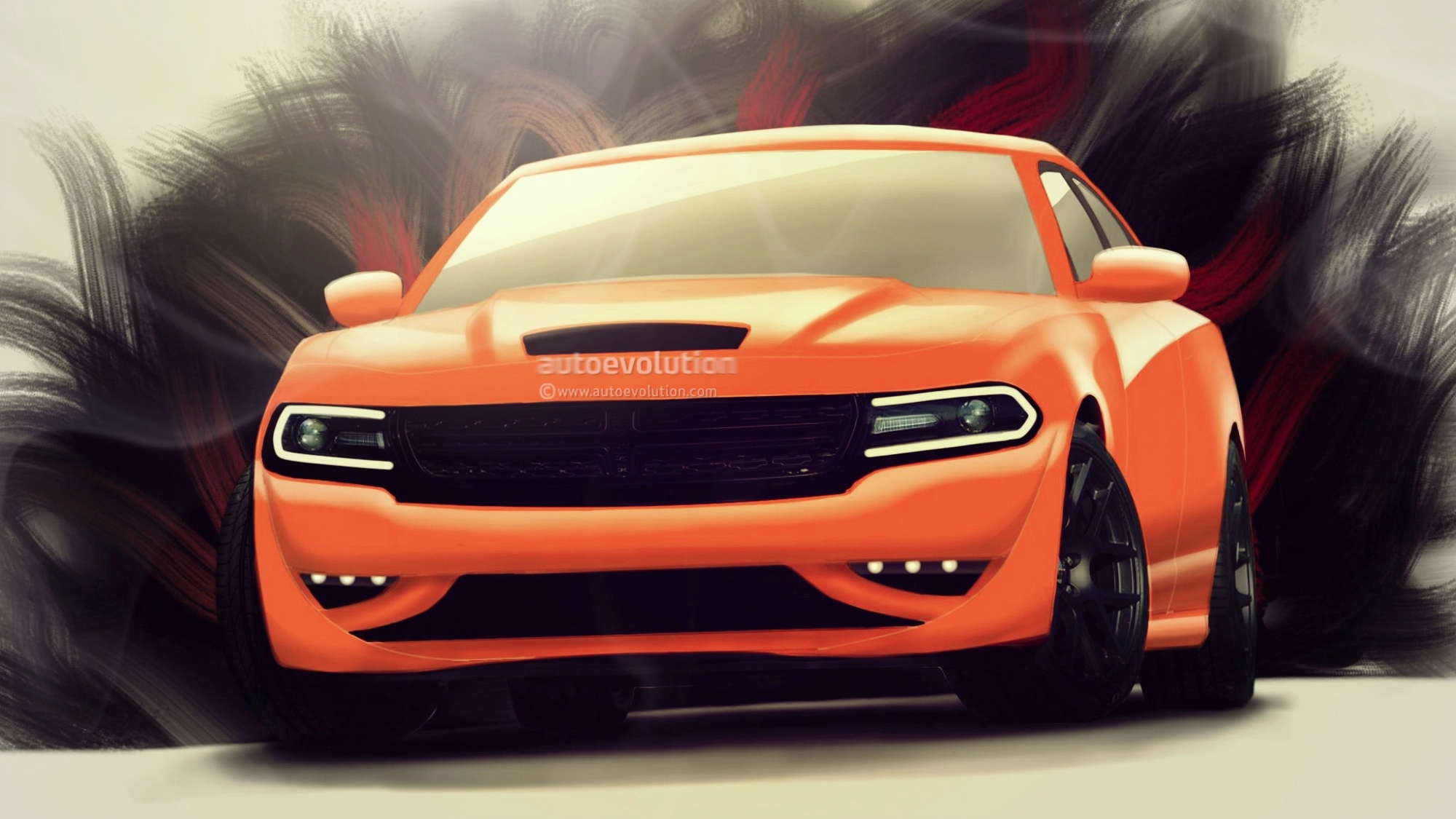dodge charger hellcat wallpaper hd - photo #11