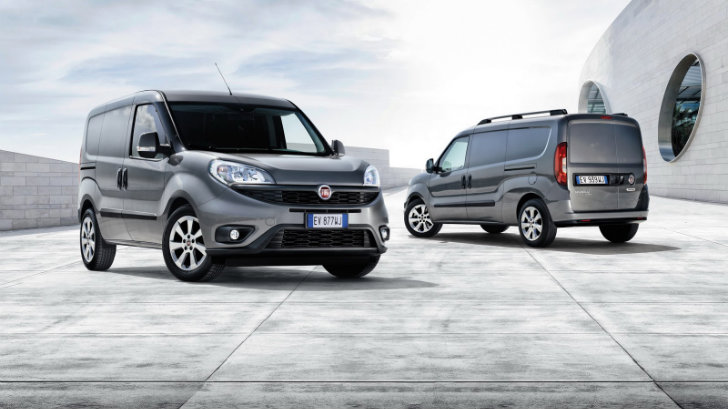 Fiat 500x Crossover >> 2015 Fiat Doblo Presented at IAA Commercial Vehicles Show - autoevolution