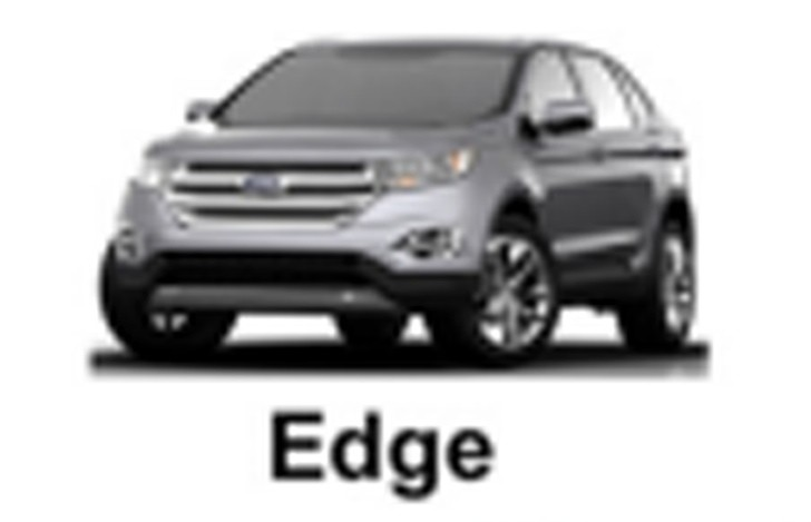 2015 Ford Edge Accidentally Revealed