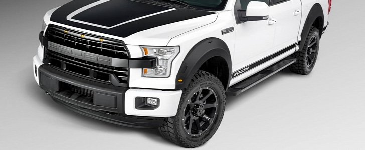 2015 ford f 150 embraces the roush treatment it 39 s mostly about appearance autoevolution