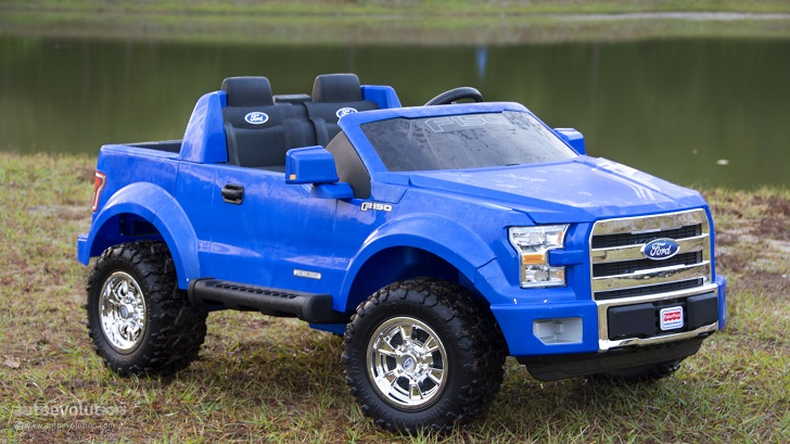We Review The Power Wheels Ford F 150 Best Kid Trucker Gift