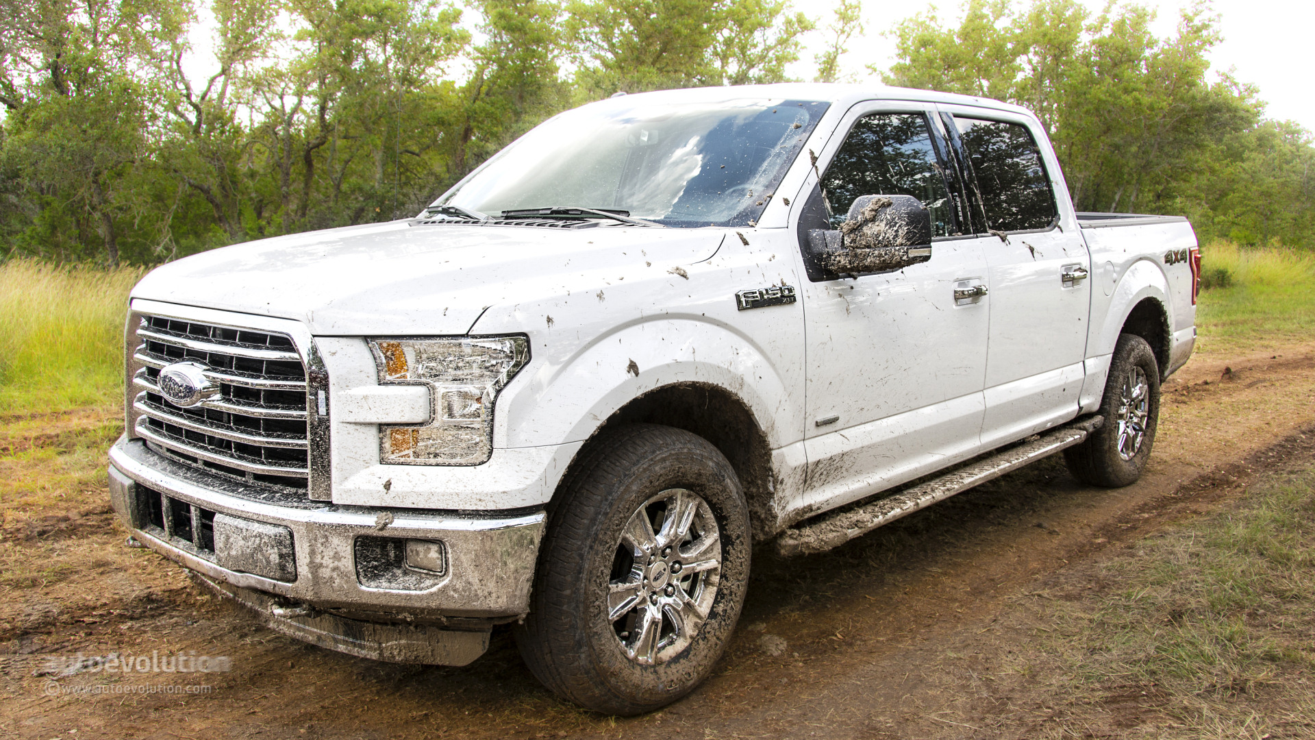 2015 ford f 150 hd wallpapers autoevolution. Black Bedroom Furniture Sets. Home Design Ideas