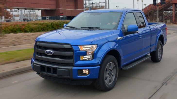 2015 Ford F-150 Production Begins at the Dearborn Truck Plant [Video] - autoevolution