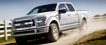 2015 Ford F-150 Rendered