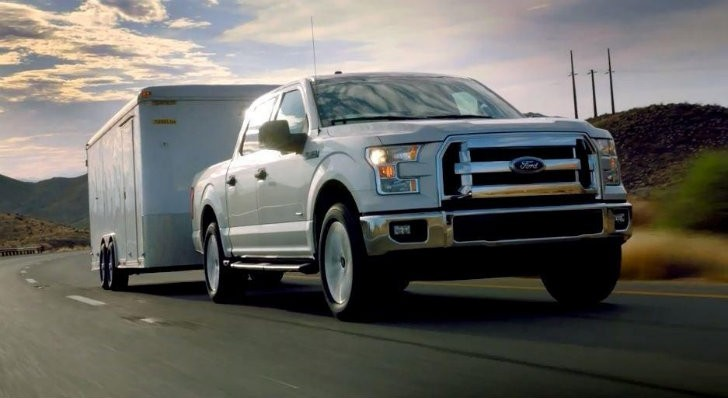 2015 ford f 150 specs 4 engines 8 500 lbs towing capacity video autoevolution. Black Bedroom Furniture Sets. Home Design Ideas
