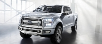 2015 Ford F-150 Will Have Aluminum Body