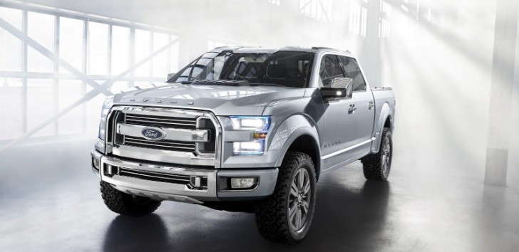 2015 ford f 150 will have aluminum body report says autoevolution. Black Bedroom Furniture Sets. Home Design Ideas