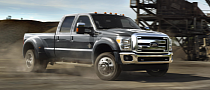 2015 Ford F-Series Super Duty Updates Announced [Photo Gallery]