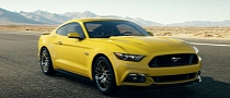 2015 Ford Mustang: Configurator Goes Online [Photo Gallery]