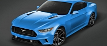 2015 Ford Mustang Debut to Take Place in Six Cities Around the World