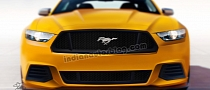 2015 Ford Mustang Gets New Rendering