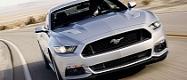 2015 Ford Mustang Getting Burnout Control?