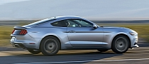 2015 Ford Mustang Global Launch Regions Map