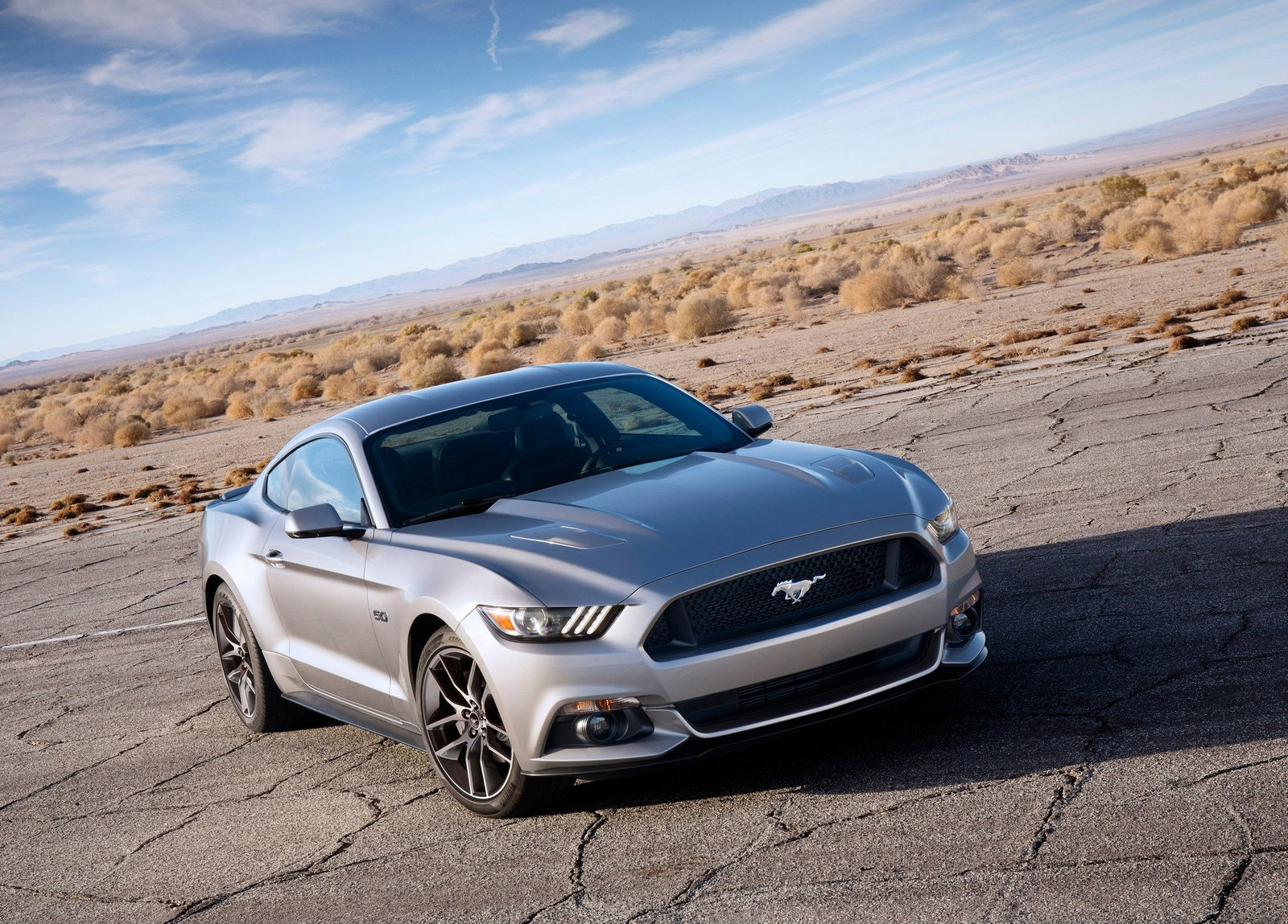 just - The All New Ford Mustang Gt