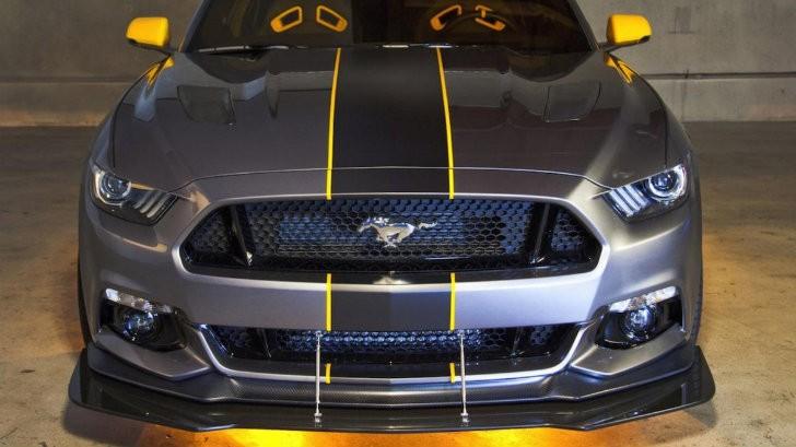 ... Mustang GT F-35 Lightning II Edition Looks Ballistic [Photo Gallery